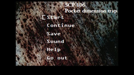 SCP-106 POCKET DIMENSION